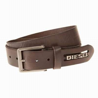ceinture diesel grise ceinture homme femme motor diesel belt calapiel grise en cuir haute. Black Bedroom Furniture Sets. Home Design Ideas