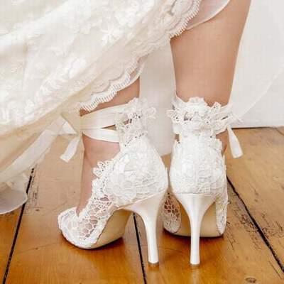 chaussure mariage noeud acheter chaussures mariage chaussures mariage marque avant gout. Black Bedroom Furniture Sets. Home Design Ideas