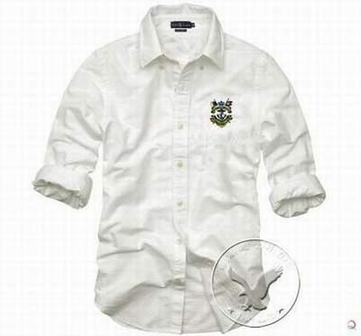 chemise ralph lauren manche courte blanche chemise blanche homme pour costume. Black Bedroom Furniture Sets. Home Design Ideas