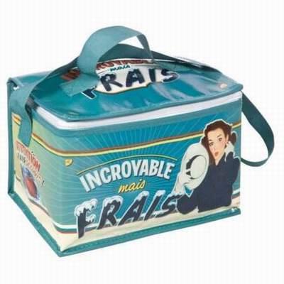 sac isotherme le petit frigo sac isotherme chic sac. Black Bedroom Furniture Sets. Home Design Ideas